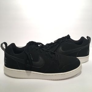 Nike Court Boroughs Black Classic Nike Sneakers